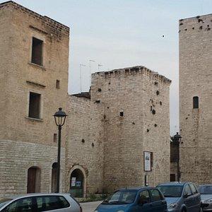 Torre Maestra e Castello