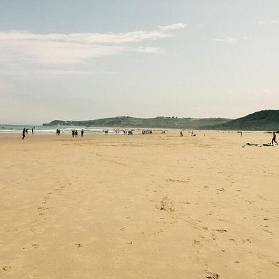 Playa y Arenal en julio 2015