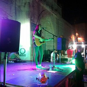 During the Bet Lahem Live festival