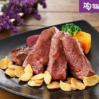 蒜香瓦片牛肉