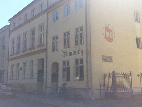 Domburg am Dom St. Nikolai in. Greifswald