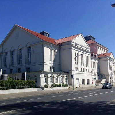 Theater Vorpommern in Greifswald
