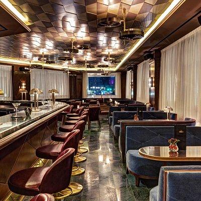 Lang Bar Waldorf Astoria Berlin