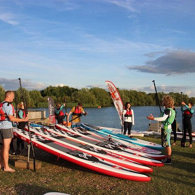 Stand up paddleboard tuition, hire and sales
