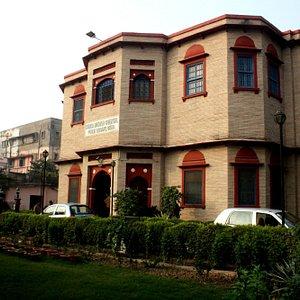 KhudaBux library- main building