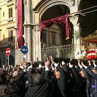 Santa Maria la Nova, processione dei Cassari