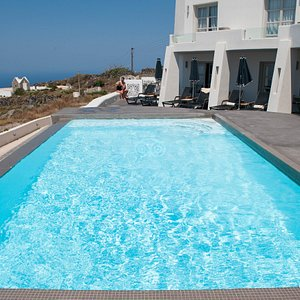 The Pool at the Avaton Resort