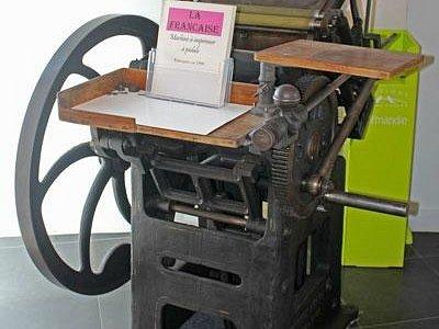 Musee de l'Imprimerie Typographique, Conde