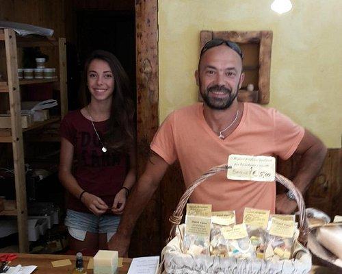 Umberto e Petra