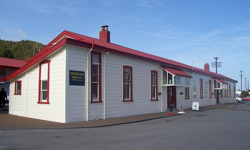 Greymouth i-SITE - Railway Station