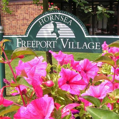 Freeport Sign