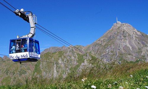 Téléphérique du Pic du Midi