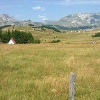 next to Vrazije Lake small village Bukovica