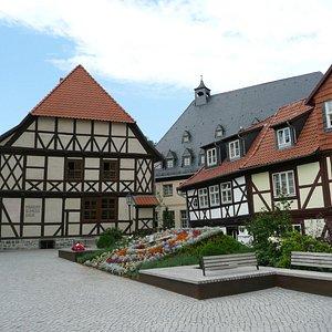 Schiefes Haus Wernigerode