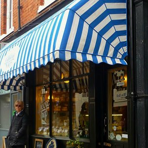 The Chester Cheese Shop
