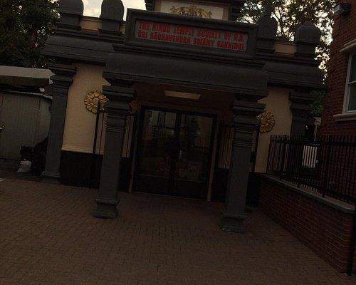 The Hindu Temple Society of NA