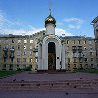 Часовня в честь иконы Божией Матери Владимировской