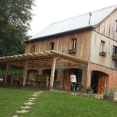 Casa das Cucas, lugar charmoso e tranquilo.