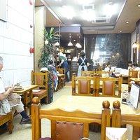 Takaratei restaurant Atami
