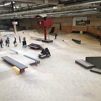 Areafiftyone Skatepark