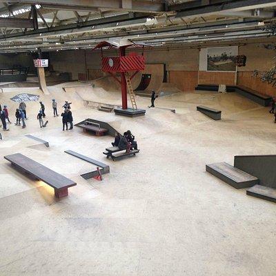 Areafiftyone Skatepark