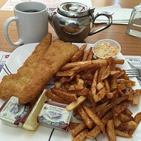 Fish & Chips - Imperial Restaurant, Iroquois Falls ON