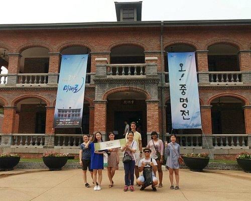 Jeongdong Tour