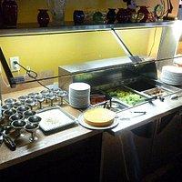 Salad Bar...