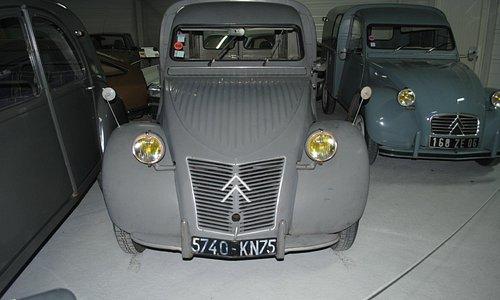 Citroën-museum