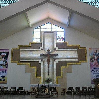 Saint Dominic's  Church (Nha tho Da Minh)-2