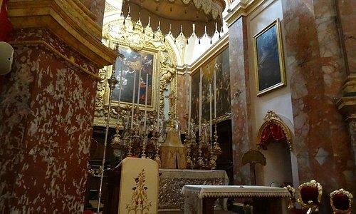 Chiesa e priorato dei carmelitani mdina