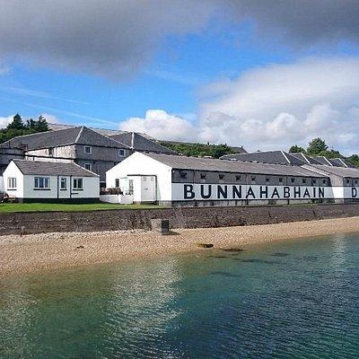 Bunnahabhain Distillery Islay