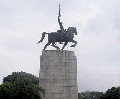 Monumento de duque de caxias