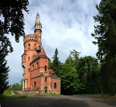 Смотровая башня Гёте