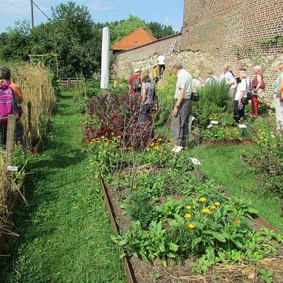 Haus Burgel Historic Garden