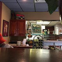 Nina's is great. It's a casual environment with super food and super wait staff.