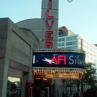 The AFI is beautiful inside and out.
