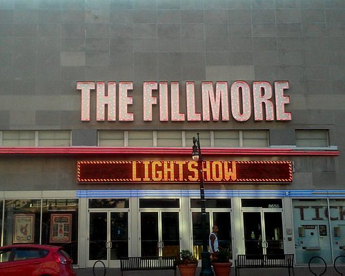 Lines for tickets to the Fillmore are often around the block.