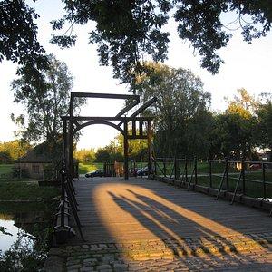 Gamle Fredrikstad brug