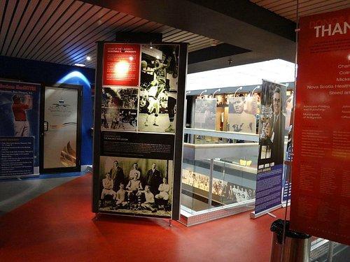 hall of fame displays