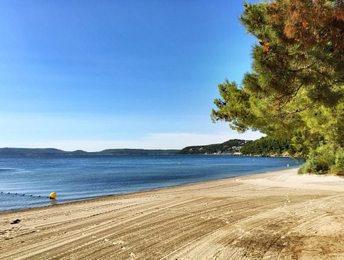 Great beach - close to Marseille.