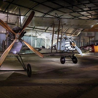 Hangar Lineup