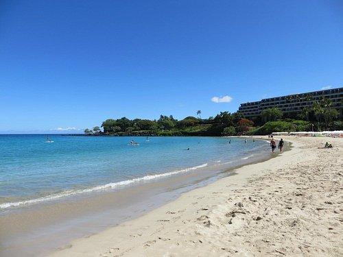 Kaunaoa Beach