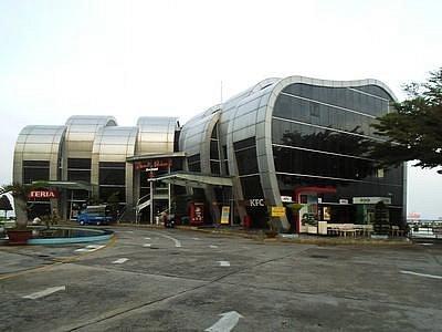 The Vung Tau Ferry Terminal.