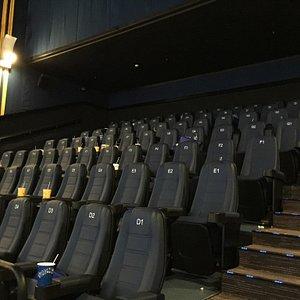 Pra cidade que até pouco tempo era precária em se tratando de cinema, receber o Cinépolis pode s