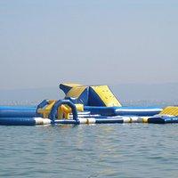 Батут для детей на воде