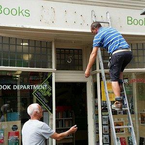Oxfam Bookshop Deal