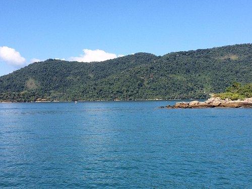 Praia Ilha dos Cocos