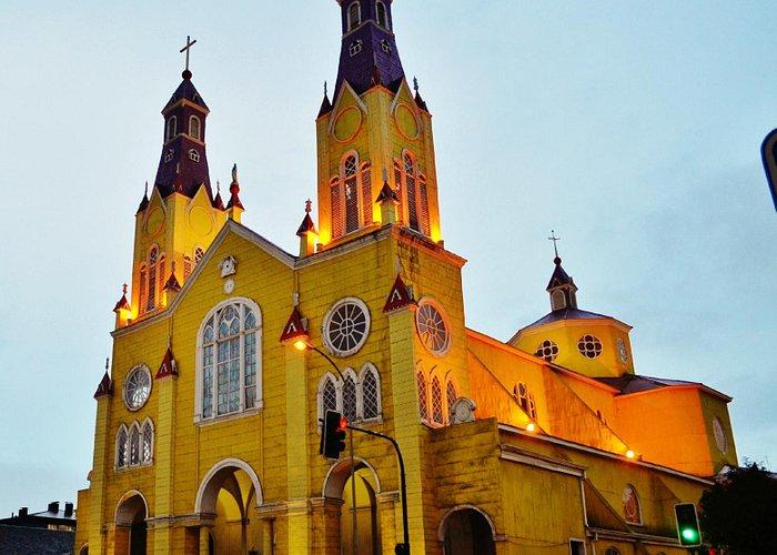Iglesia San Francisco de Castro
