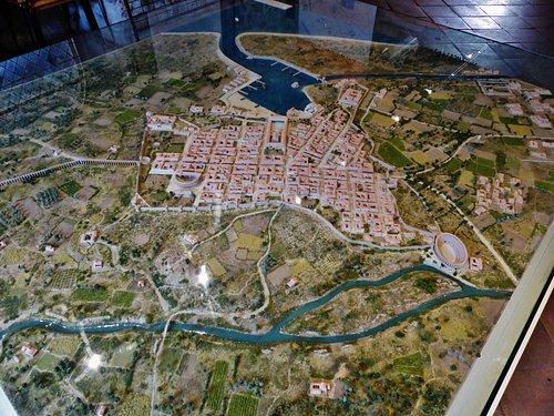 la ville romaine